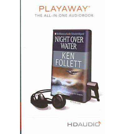 libro night over water night over water ken follett tom casaletto 9781441879134