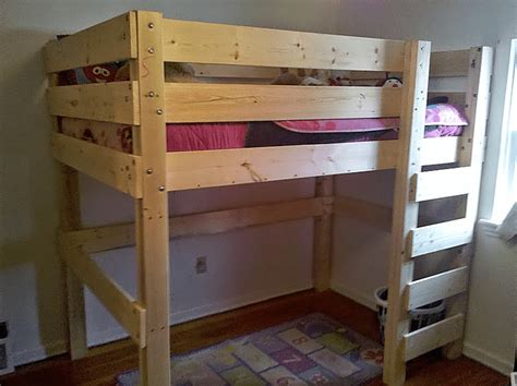 free loft bed plans 13 free loft bed plans the will