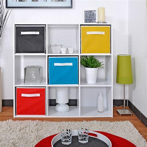 etagere 9 cases ikea meuble