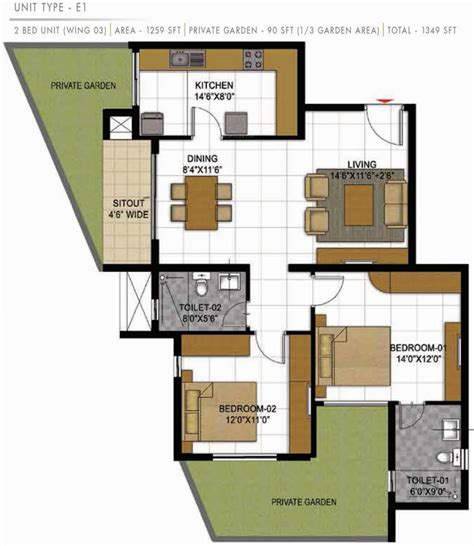 casa bella floor plan prestige casabella in electronic city phase 1 bangalore