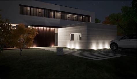 faretti illuminazione esterna progettare l illuminazione esterna di un edificio con un