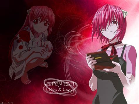 imagenes anime gore hd elfen lied wallpaper and background image 1600x1200 id