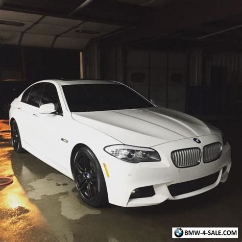bmw 5 series 2013 for sale 2013 bmw 5 series m package for sale in united states