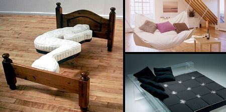 Coolest Beds 14 creative and unusual beds