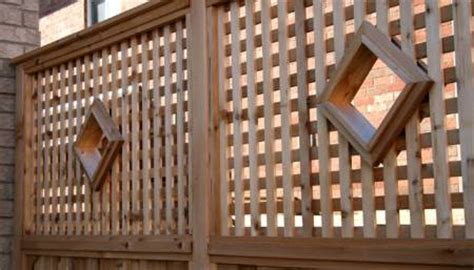 Deck Railing Designs With Lattice - deck railing ideas for your home find one for you part 6