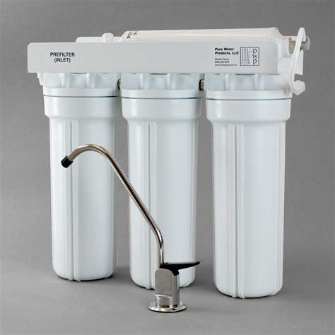 fluoride filter for sink enhanced performance undersink fluoride filter