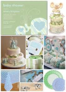 unique baby shower theme from posh to pretty
