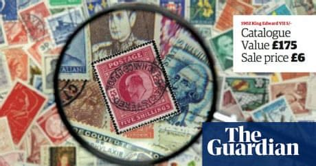 post  stamp collectors money  guardian