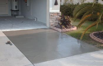 replacing sidewalk section slab cracks causes and cures cracked concrete slab repair