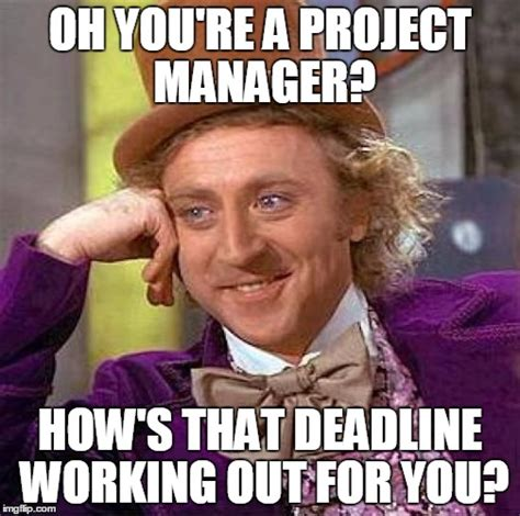 Project Management Meme - project manager imgflip