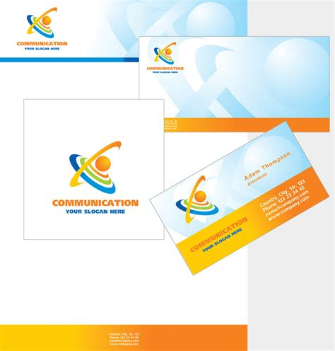 corporate identity design templates free free corporate identity templates free corporate