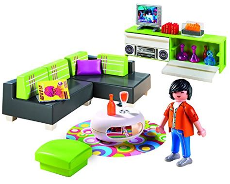 Playmobil Wohnzimmer 5584 by Playmobil 5584 City Luxury Mansion Modern Living Room