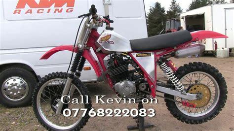 twinshock motocross bikes for sale for sale honda xl 400 twinshock dirt bike youtube