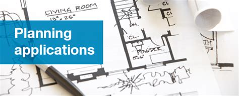 how to apply for planning permission to build a house dmbc planning changes