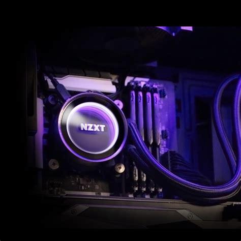 Nzxt Kraken X62 Liquid Cooler nzxt adds 360mm kraken x72 to aio liquid cooler lineup