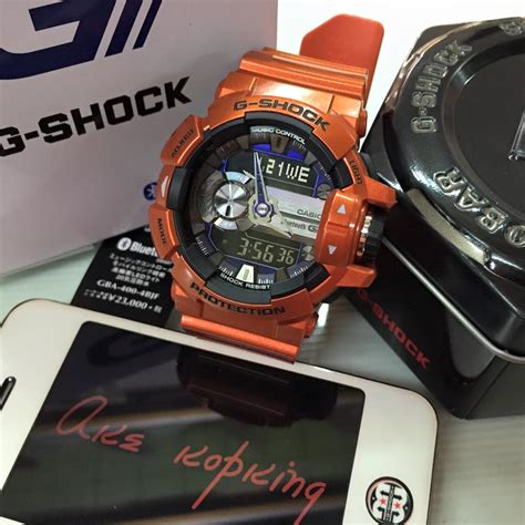 G Shock G Mix Grey live photos g shock g mix gba 400