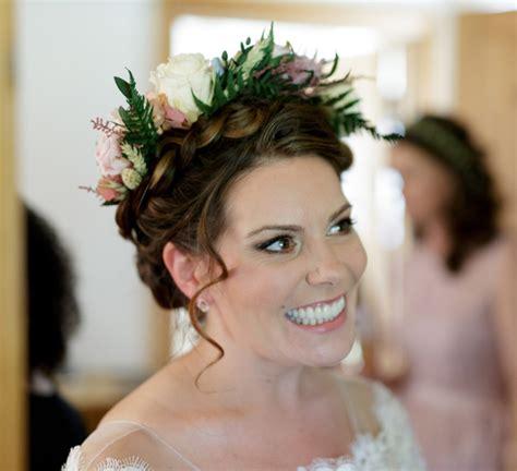 Wedding Hairstyles Half Up Half Plaits by Half Up Wedding Hairstyles Plaits Braids Wedding Make