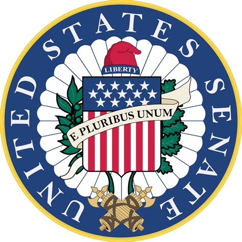 states of the usa seal of the united states senate