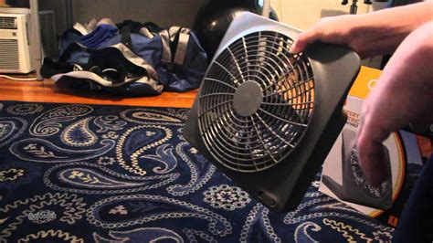 o2cool 10 inch portable fan o2cool 174 10 inch portable fan with ac adapter review
