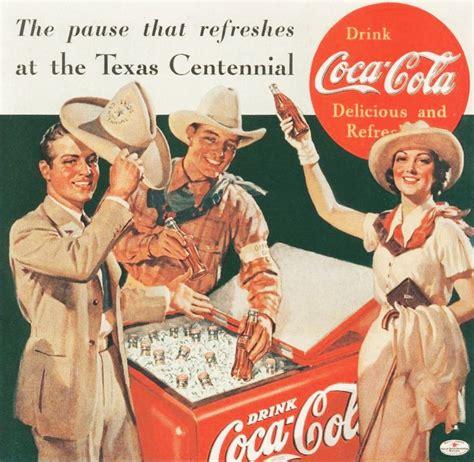 state fair of texas centennial celebration posters 1936 reproductions ebay coca cola texas centennial 1936 advertising 19th and