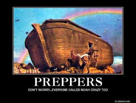 Doomsday Preppers Meme - the funny side of prepping image gallery honest prepper