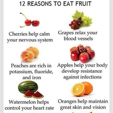 8 Reasons To Eat More Vegetables by Why You Should Eat Fruit Trusper