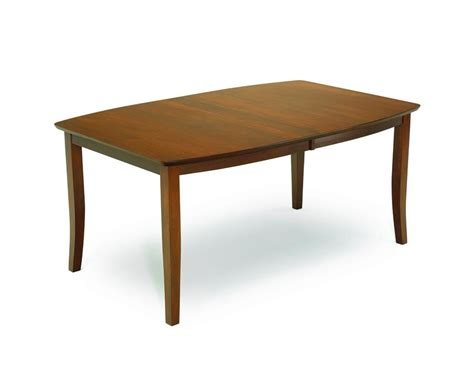 imperial modern dining table from dutchcrafters amish