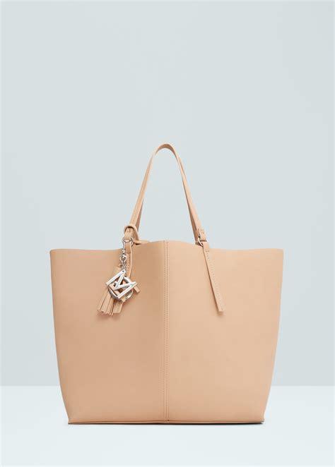 Handbag Mango mango purse shopper bag in lyst