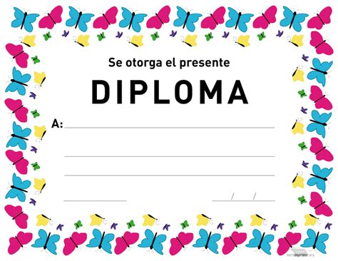 diplomas de agradecimiento para imprimir gratis paraimprimirgratis diplomas anima la animaci 243 n