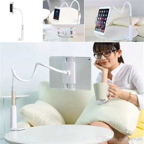 2017 tablet lazy holder 360 degree arm holder stand for cellphone table pad 80cm