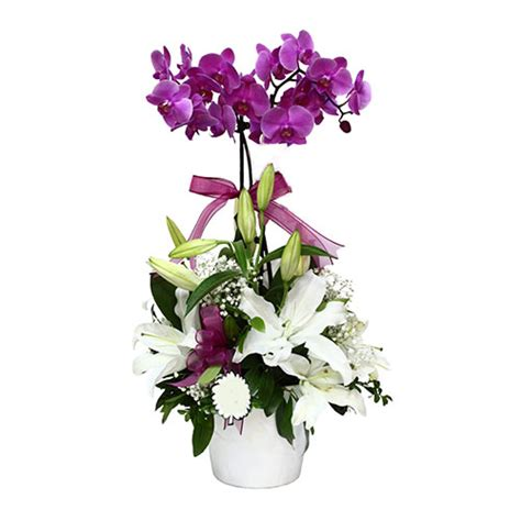 Harga Rangkaian Bunga Anniversary by Rangkaian Vas Bunga Murah Harga 1 Juta Toko Bunga