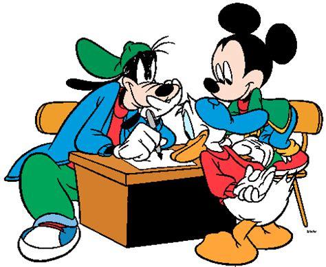 Disney Go To School school clipart best