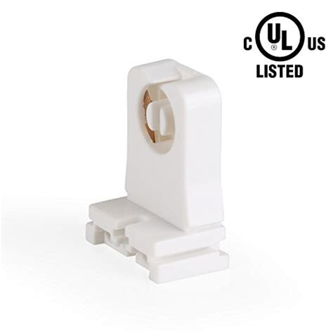 non shunted l holder jackyled 12 pcs ul listed non shunted t8 l holder