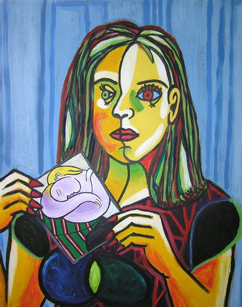 picasso paintings portraits picasso style self portrait by b portraits on deviantart