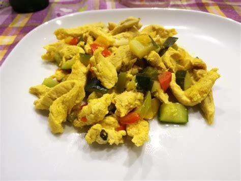 cucinare con amc straccetti di pollo alle verdure con amc sano e gustoso