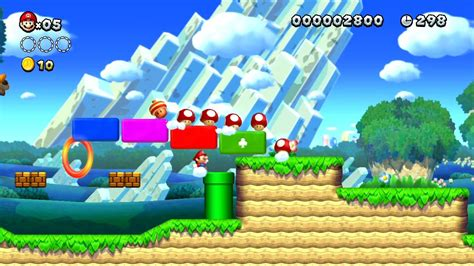 Top 7 Powerups by New Mario Bros U Items On Parade For The