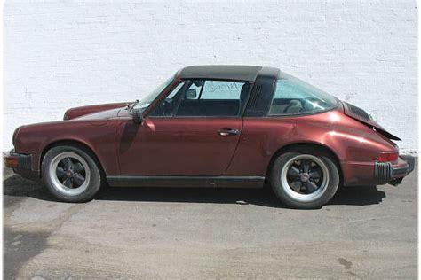 1986 porsche targa interior 1986 porsche 911 targa parts car 161007 20th