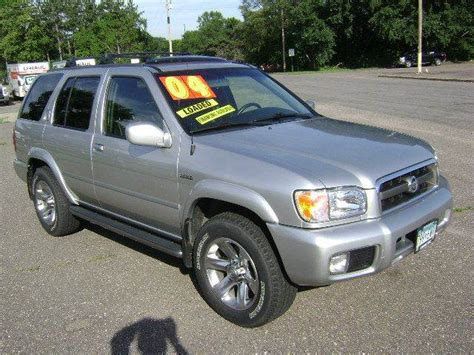 2004 nissan pathfinder le platinum 4wd 4dr suv in elk river mn country side car sales