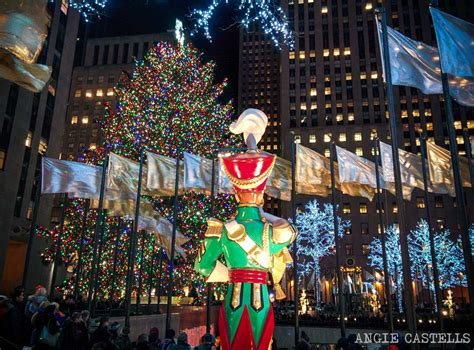 imagenes navidad en nueva york gu 237 a m 225 gica de las navidades en nueva york 2018