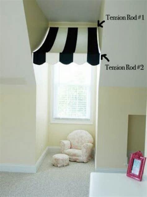 awning window treatment cafe curtains for dormer window window seat kid stuff
