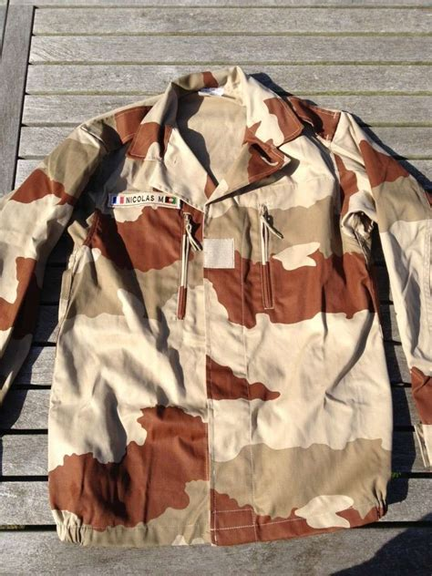 Treillis Outre Mer by Treillis Camouflage Daguet En Tissus Outre Mer