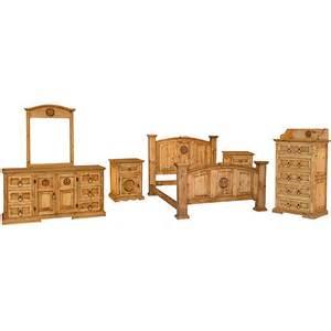 Rustic King Bedroom Set Rustic Pine Mansion Star Bedroom Set With King Mansion