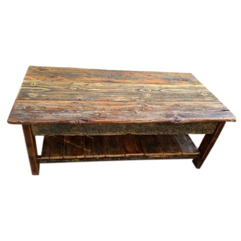 barnwood coffee table barn wood coffee table raised in a barn furniture