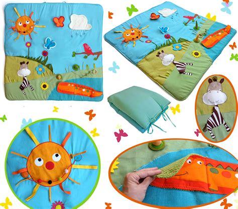 tappeti da gioco per bambini tappeto da gioco sensoriale tanyta