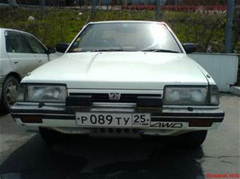 how to fix cars 1987 subaru leone security system 1987 subaru leone pictures for sale