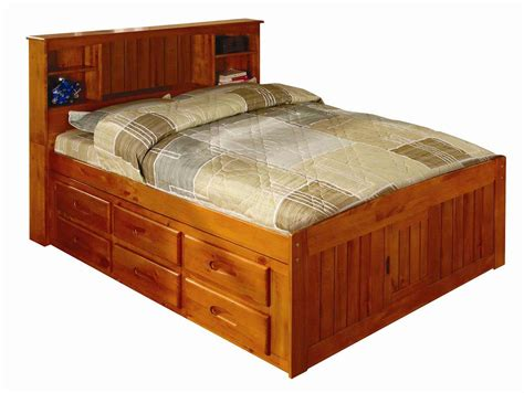 size captain beds for feel the home