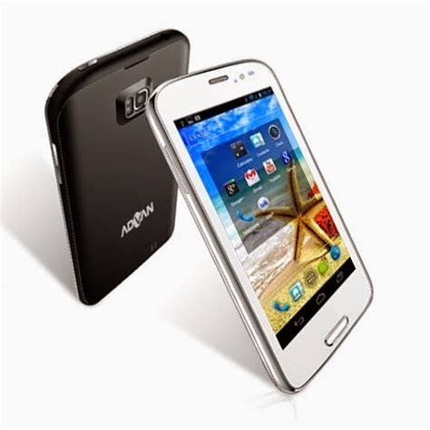 Handphone Advan S5g handphone advan vandroid s5a terbaru 2014