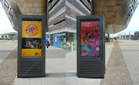 image gallery outdoor digital signage uk