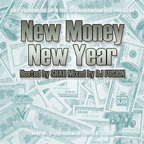 new year money called various artists new money new year hosted by shah
