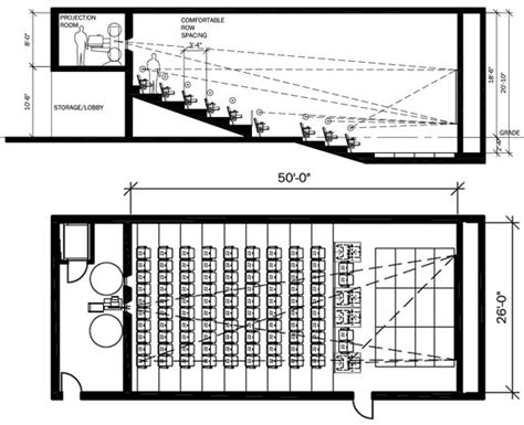 movie theater floor plan 25 best ideas about cinema architecture on pinterest